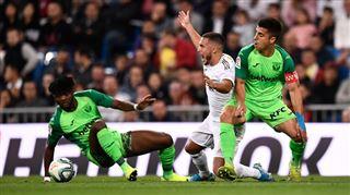 La montée en puissance d'Eden Hazard avec le Real Madrid (vidéo)