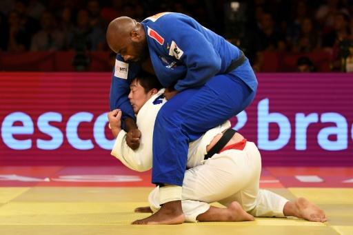 Judo: après Abou Dhabi, Riner renonce aussi à Perth