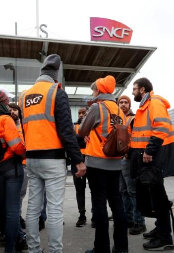 SNCF: débrayages dans deux Technicentres,