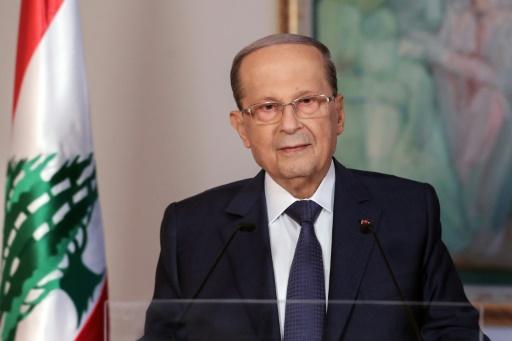 Liban: le président dit être en faveur de ministres choisis pour leurs