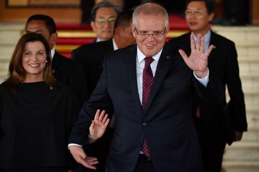 Climat - Australie: le gouvernement durcit le ton contre les écologistes radicaux