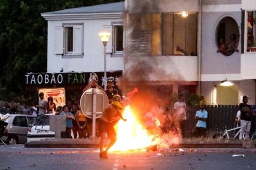 Soirée d'Halloween à La Réunion: 12 interpellations pour violences urbaines
