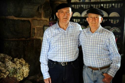 A 85 et 88 ans, les Frères Morvan disent