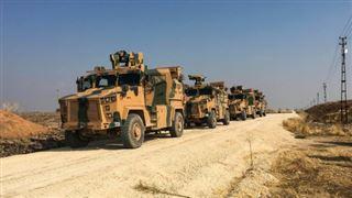 Syrie- début des patrouilles turco-russes dans le Nord-Est