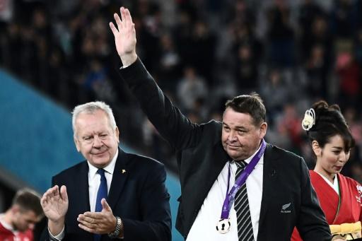 Mondial de rugby: Hansen