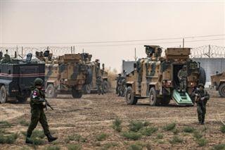 Syrie- patrouilles turco-russes dans le nord-est, pourparlers à Genève