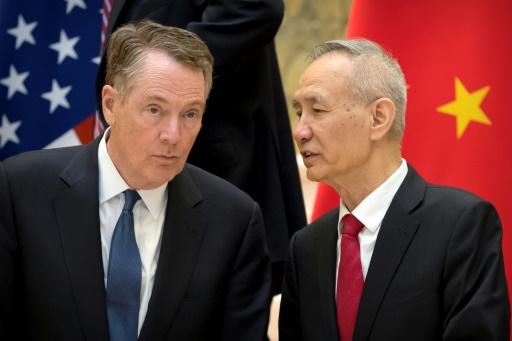 Petite bouffée d'optimisme sur les négociations commerciales sino-américaines
