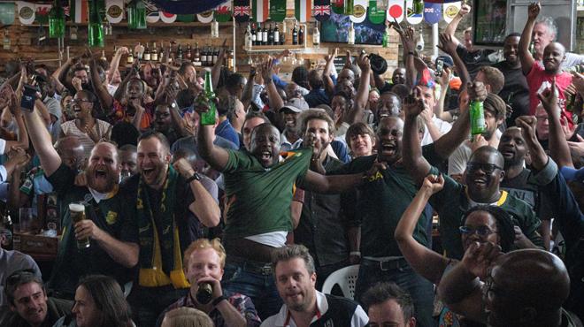 Coupe du monde de rugby: la victoire des Boks,