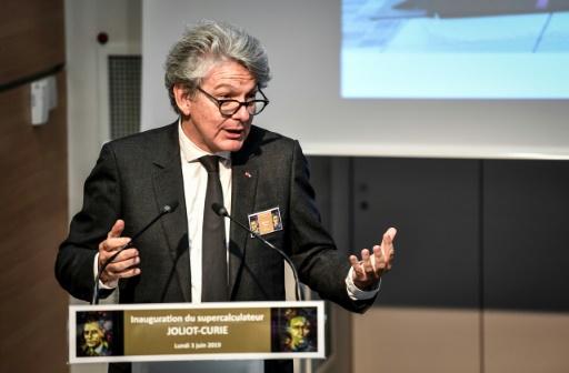 Départ d'Atos pour Bruxelles: Montchalin salue les