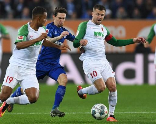 Les Belges à l'étranger - Raman et Schalke renversent Augsbourg