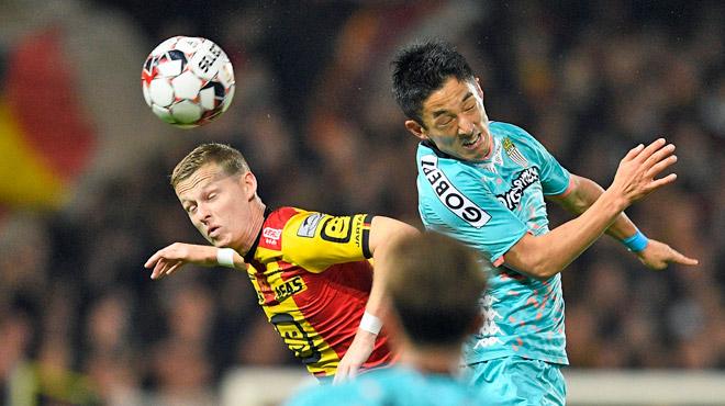 Charleroi arrache un point à Malines et s'installe dans le top 6