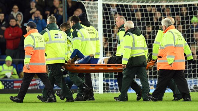 Une longue absence en vue: Everton en dit plus sur l'affreuse blessure d'André Gomes