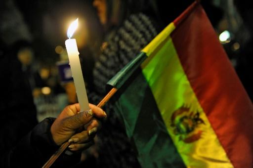 Bolivie: l'opposant Mesa exige de nouvelles élections