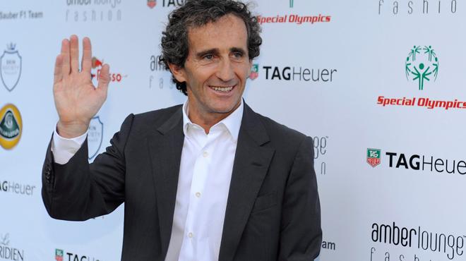 Alain Prost optimiste après la publication du nouveau règlement de la Formule 1