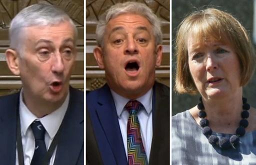 GB: les sept candidats à la présidence de la Chambre des communes