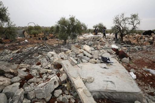 Une soeur de Baghdadi arrêtée par les Turcs en Syrie