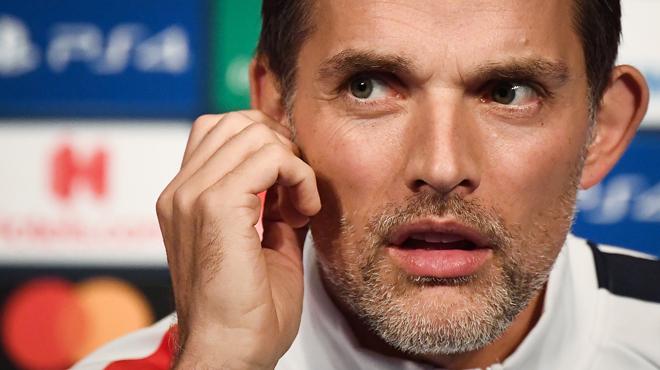 L'entraîneur du PSG démonte la rumeur d'un départ vers un géant d'Allemagne
