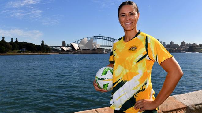 Les footballeuses australiennes seront payées au même niveau que leurs homologues masculins