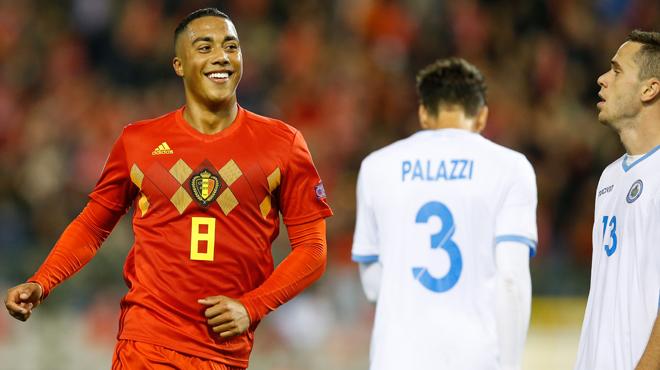 Deux Diables Rouges figurent parmi les joueurs les plus performants d'Europe au mois d'octobre