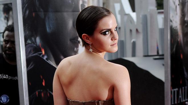 Pas de mari ni de bébé à 30 ans: Emma Watson évoque l'