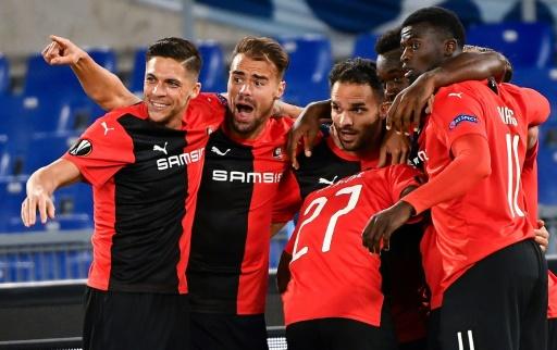 Ligue Europa: Rennes contraint à une nouvelle épopée