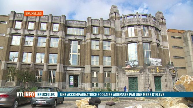Une mère avait roué de coups une accompagnatrice d'école à Bruxelles: la peine est tombée