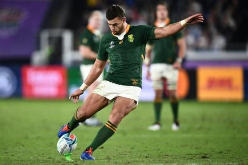 Rugby: le Springbok Pollard, blessé, privé de tour d'honneur