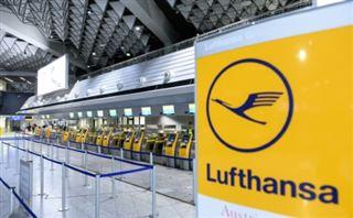 Allemagne- Lufthansa affronte une grève, des centaines de vols annulés