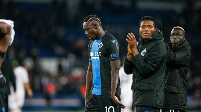 Le penalty raté de Diagne a coûté PLUS CHER que prévu pour un supporter de Bruges!