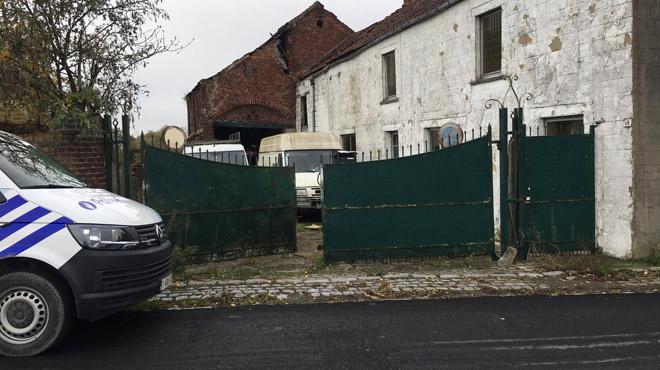 Gouy-lez-Piéton: un corps à l'état de squelette retrouvé dans une maison