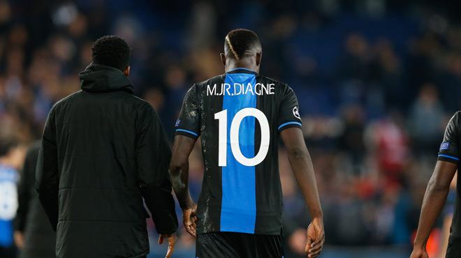 Bruges prend une décision RADICALE après le penalty raté de Diagne