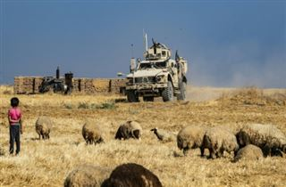 L'opération militaire en Syrie, une équation qui se complique pour Washington