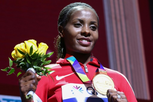 Les champions du monde kényans dénoncent l'exclusion du 3000 m steeple de la Ligue de diamant