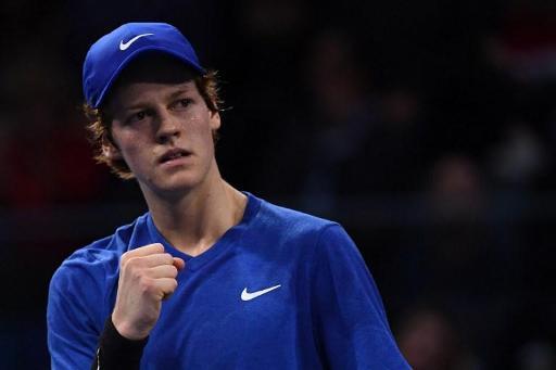 Next Gen ATP Finals - Le jeune italien de 18 ans, Jannik Sinner rejoint l'Australien De Minaur en finale