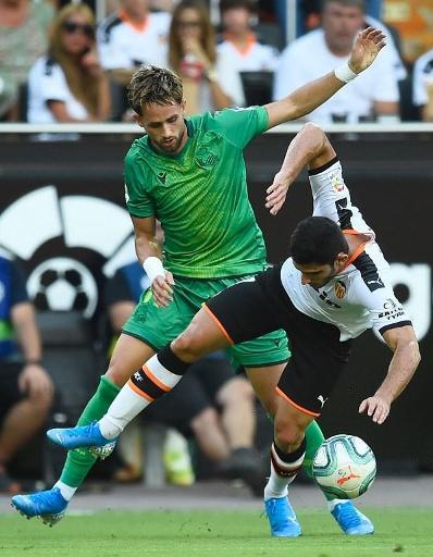 Les Belges à l'étranger - La Real Sociedad, avec Januzaj à l'assist, s'empare de la tête de la Liga