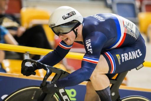 Cyclisme: record de France pour le trio de la vitesse par équipes