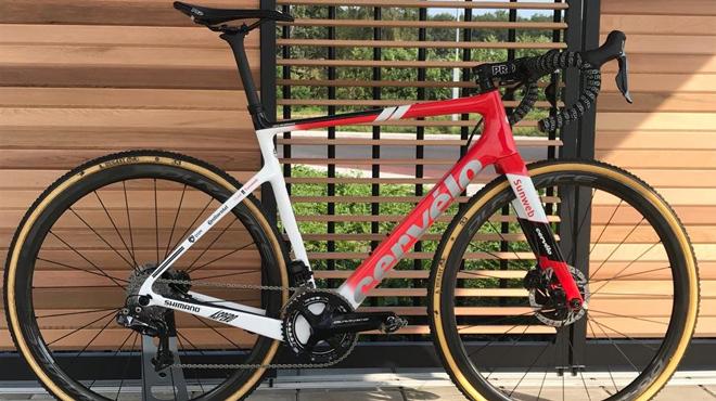Des voleurs perturbent l'Euro de Cyclocross en s'emparant des vélos d'un coureur néerlandais