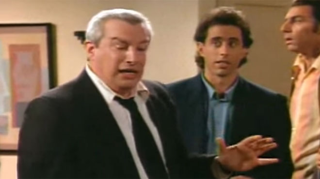 Charles Levin, l'acteur de Seinfeld, a été dévoré par des vautours