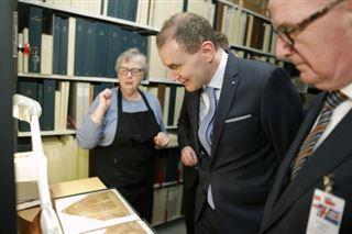De précieux manuscrits médiévaux sèment la zizanie entre l'Islande et le Danemark