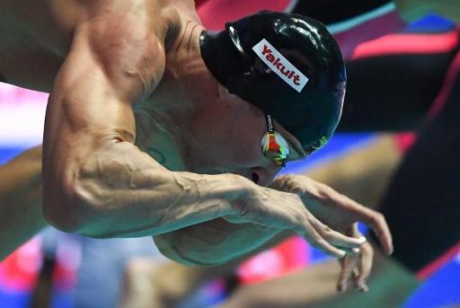 Championnats de Belgique de natation en petit bassin - Record de Belgique pour le Brabo sur 4x50m 4 nages