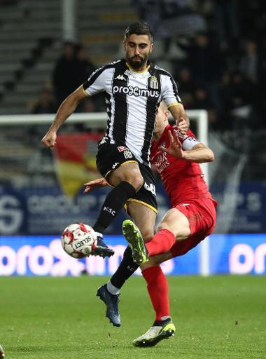 Jupiler Pro League - Charleroi s'impose face à Eupen (1-0) en fin match et s'installe à la 4e place