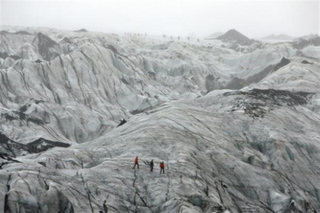 En Islande, des collégiens au chevet d'un glacier en péril