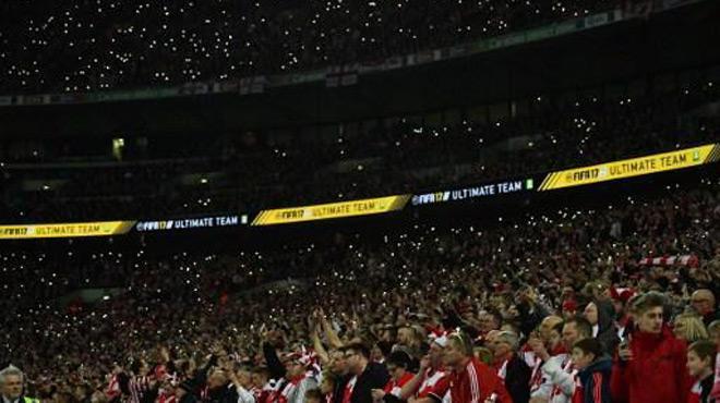 Football féminin: le pari FOU des Anglaises a presque été réussi!