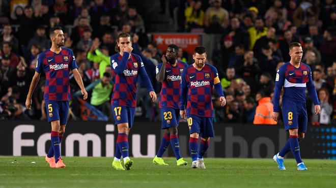Coup dur pour le Barça