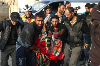 Syrie- sept civils tués dans des raids aériens russes sur Idleb, selon une ONG