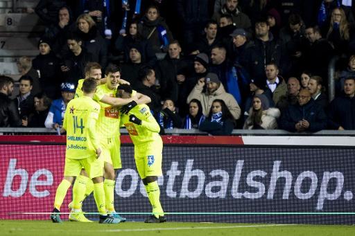 Jupiler Pro League - La Gantoise s'impose à Genk et plonge le champion dans la crise