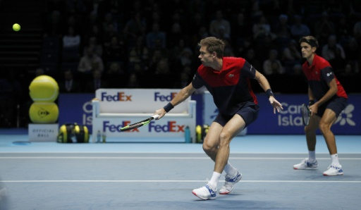 Masters: Herbert et Mahut s'offrent les N.1 mondiaux en entrée