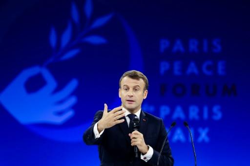 Otan : Macron accuse de