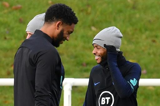 Altercation en équipe d'Angleterre: Sterling emporté par ses