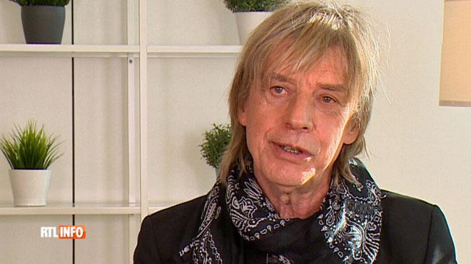 Jean-Louis Aubert présente à RTL INFO son nouvel album et son